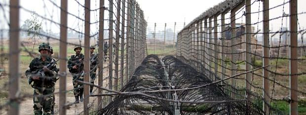 Uneasy calm along LoC; villagers reluctant to return