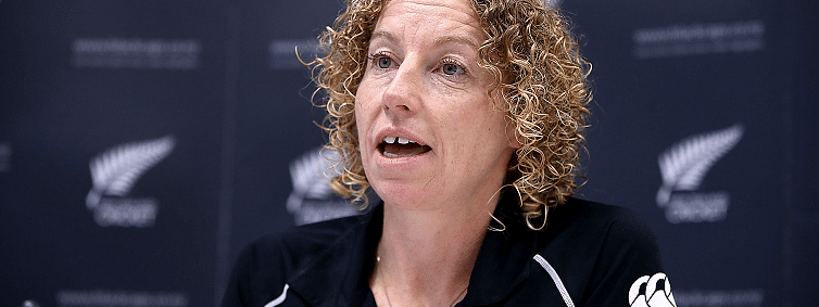 NZ women coach Haidee Tiffen to step down
