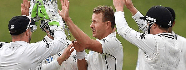 New Zealand beat Bangladesh by innings & 12 runs, take 2-0 unassailable lead