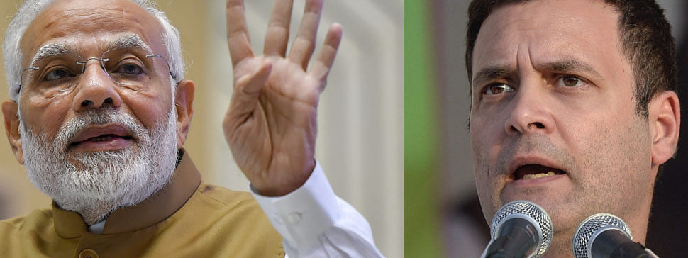 Modi, Rahul to canvass in Telangana on Monday