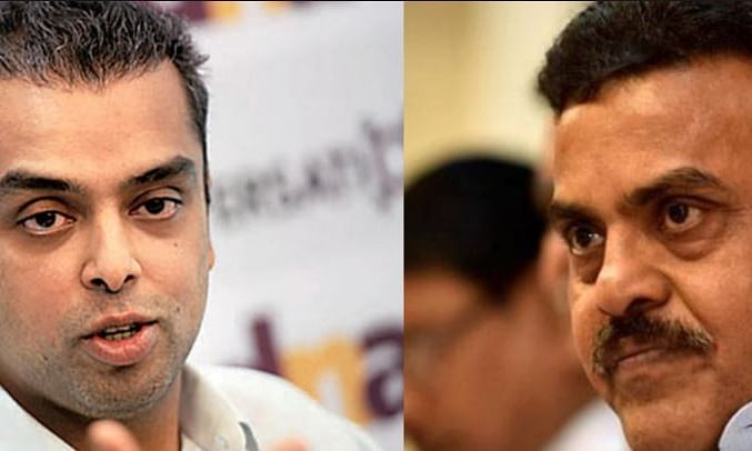 Milind Deora appointed as chief of Mumbai Congress replacing Sanjay Nirupam