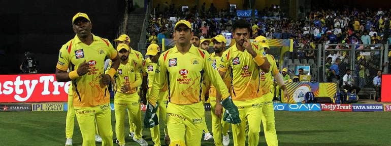 IPL 2019: CSK to donate proceeds from first home game to Pulwama martyrs' families