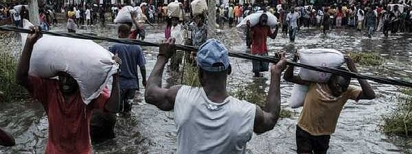 Cyclone Idai: Only 417 deaths reported in Mozambique