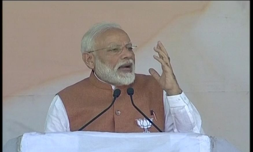Corruption during Congress rule forced migration from Uttarakhand, says PM