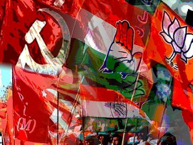 LDF ahead as campaign starts for April 23 poll; UDF, BJP yet to decide candidates