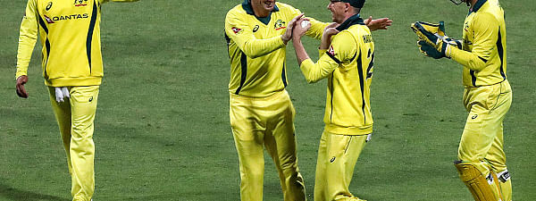 Australia trounce Pakistan in third ODI, take unassailable lead of 3-0