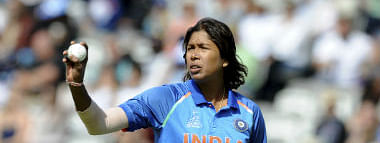 Goswami back on top of ODI rankings