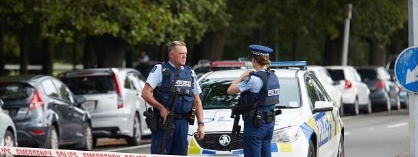 Three arrested do not have any links to attack : NewZealand Police
