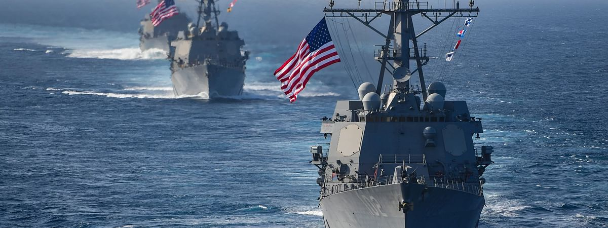 US expanding guided missile destroyer presence to counter Russia