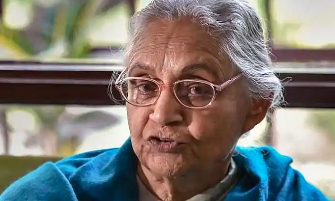 My comments on Manmohan Singh twisted: Sheila Dikshit