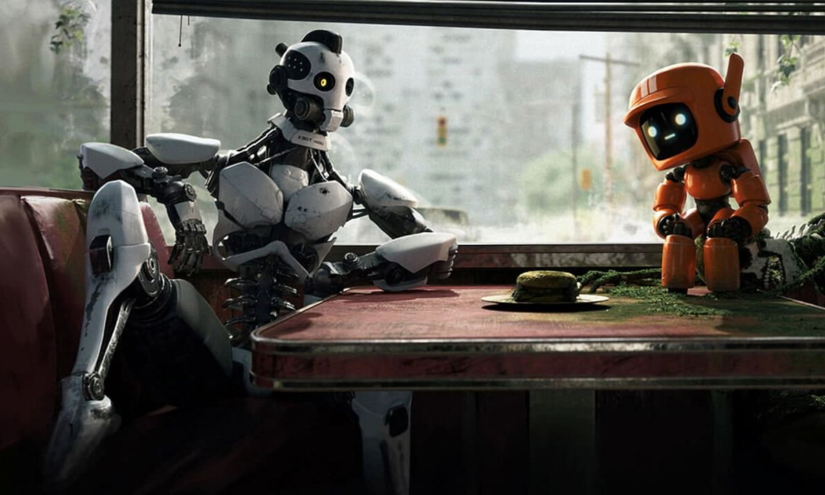LOVE, DEATH + ROBOTS: IMMERSIVE, ADDICTIVE AND VOCIFEROUSLY HUMAN!