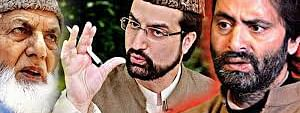 Mirwaiz under house arrest, no relief for Geelani, Malik in jail