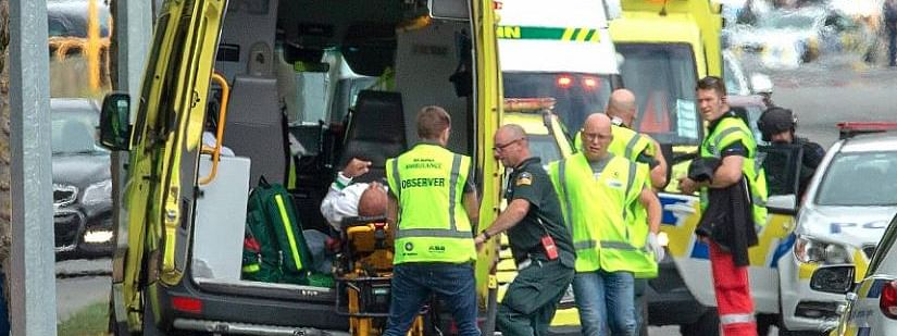 PM confirms 40 dead, 20 injured in NZ Christchurch shooting