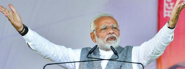 ECI: Decision on Modi's 'Mission Shakti' speech on Friday