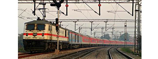 Rajdhani Express completes glorious 50 yrs in passenger service
