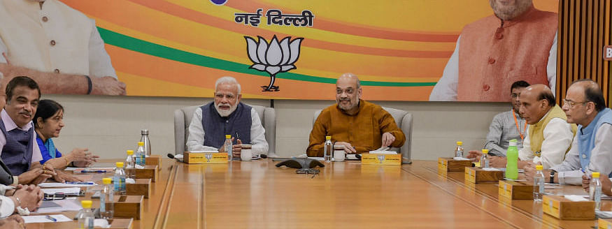 Despite three rounds, BJP failed to release first list of candidates