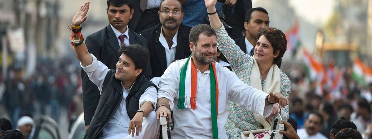 Rahul, Priyanka to hold 18 joint election rallies in UP