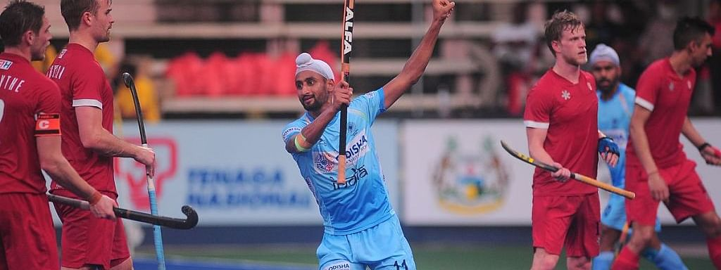 Would exhibit good performance to win Azlan Cup, says Mandeep
