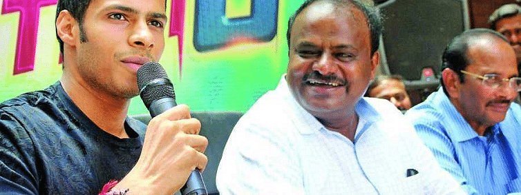 Chief Minister defended decision to bring his son to politics from Mandya