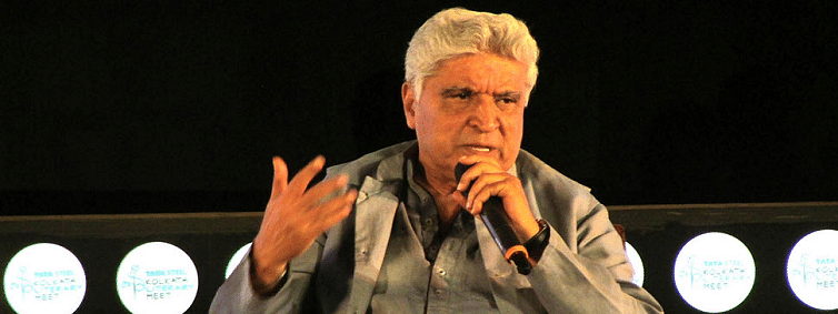 Have not written any song for biopic on Modi, says Javed Akhtar