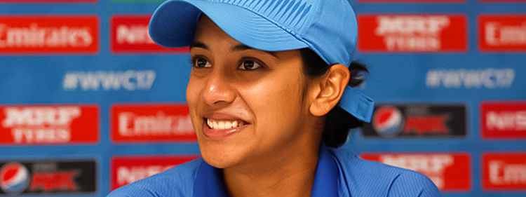 Being captain a small individual goal for Smriti