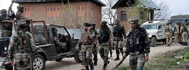 Encounter breaks out between militants, security forces in Baramulla