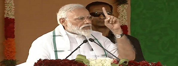 Cong abused Art 356 repeatedly, victimised even DMK: PM