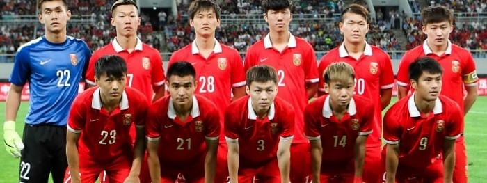 China's U-23 to compete in Toulon Tournament in June