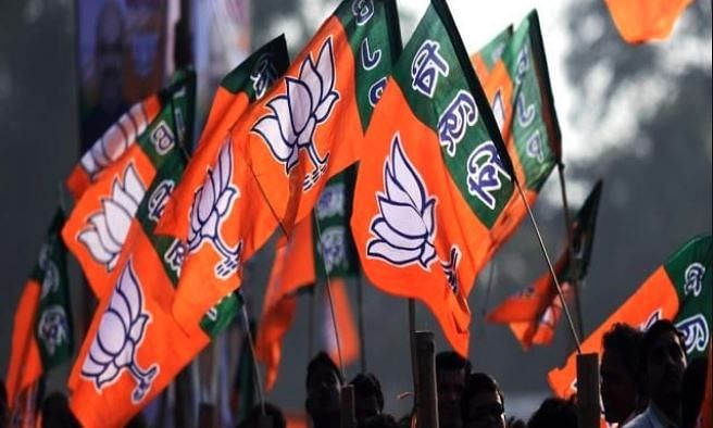 Tight rope walk for BJP: Veterans opted out , candidate list is a mixed bag
