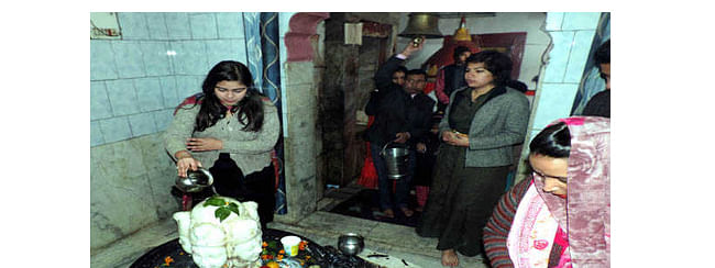 Herath celebrated with religious fervour in Kashmir