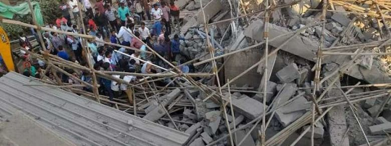 Dharwad building collapse: death toll mounts to 15