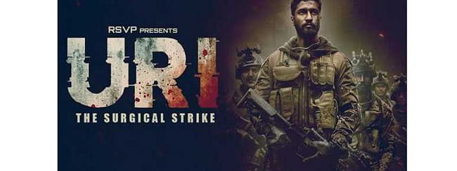 'URI' beats 'Anand', 'Drishyam' to emerge as highest rated film