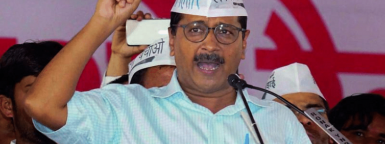 Kejriwal appeals to voters to elect TDP