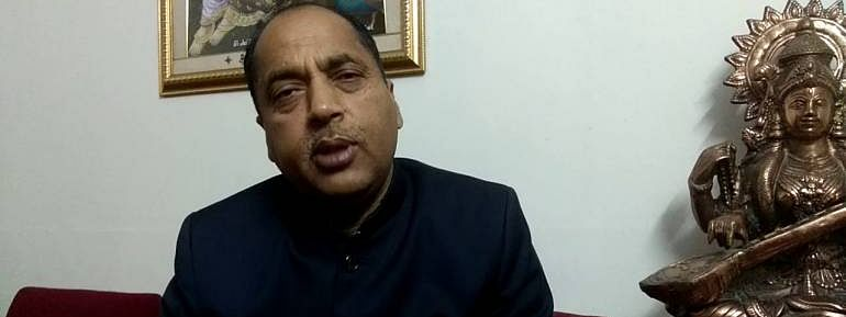 Jai Ram Thakur gives clarion call to people to vote for BJP