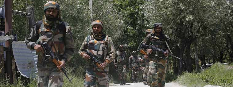 Militant hideout busted in Shopian