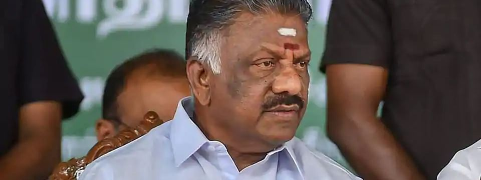AIADMK-BJP alliance based on Modi's bond with Jaya: OPS