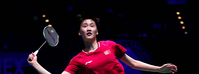 Chen upsets two-time champion Tai to win All England Open title