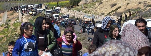 Almost 600 Syrians returned home from abroad: Russia