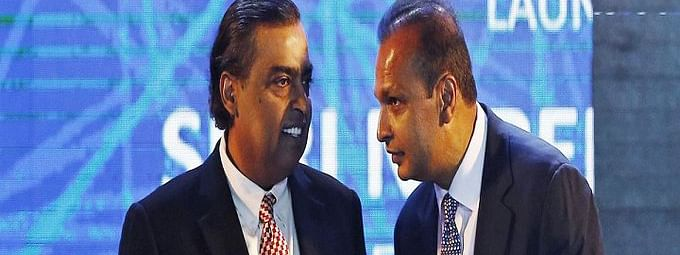 Blood's always thicker; Mukesh staves off Anil's arrest, pays Rs 580 cr Ericsson dues