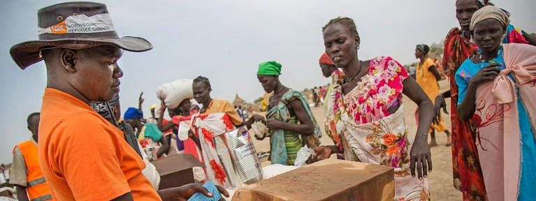South Sudan: Humanitarian aid still a lifeline for thousands