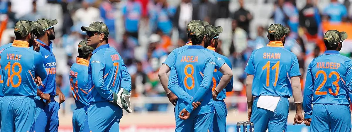 Indian team was granted permission to wear camouflage caps: ICC