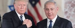 US must recognise Israel's sovereignty over Golan heights, says Trump