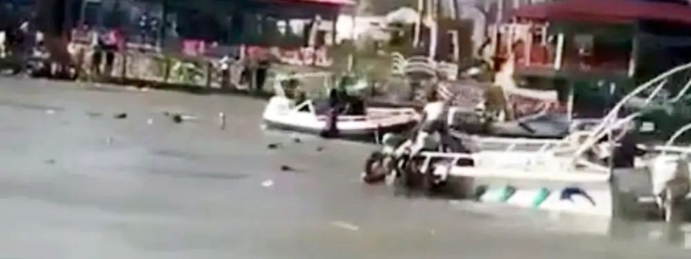 Iraq ferry accident: Death toll rises to 96