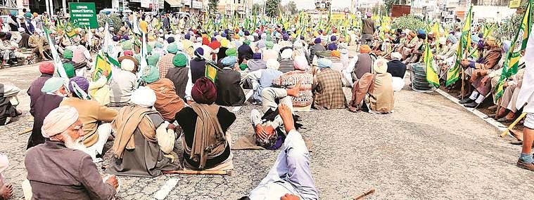 Farmers organisations threaten to launch indefinite dharna at Patiala from 25 March