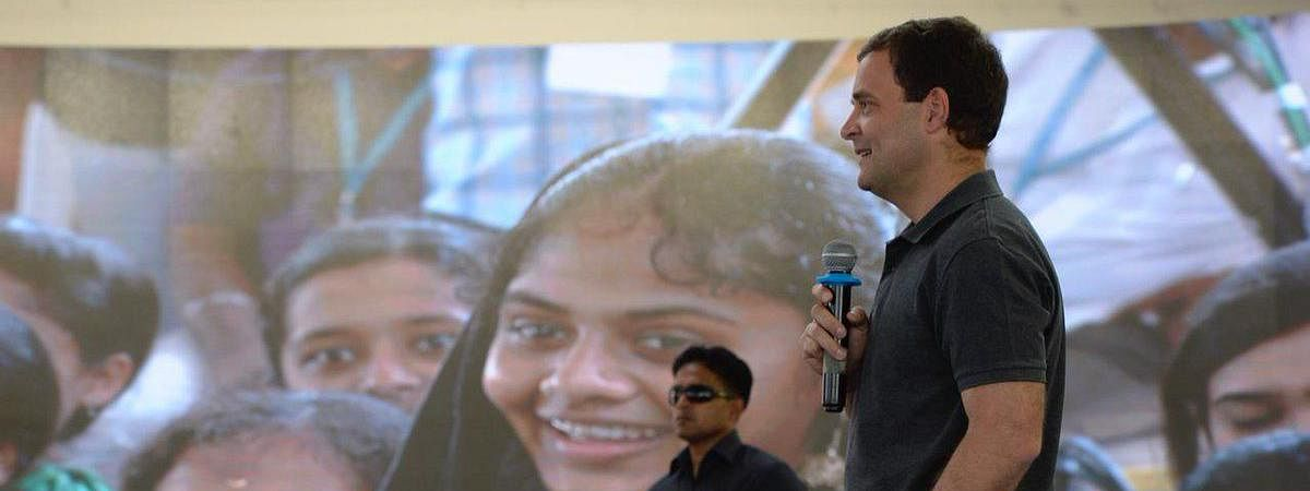People will decide who should be PM, says Rahul