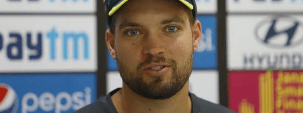 'My performances have been pretty solid': Alex Carey