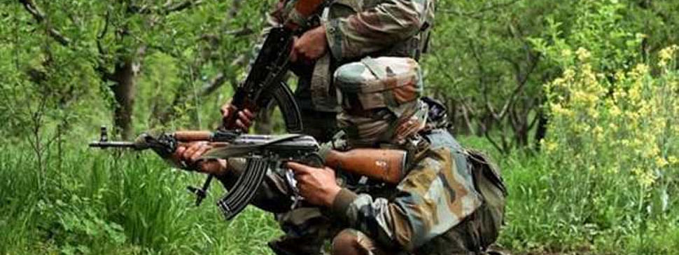 Two militants killed in Baramulla; operation continues
