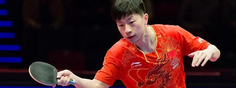Ma Long wins table tennis Qatar Open on injury comeback