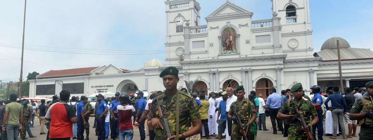 Over 200 die, hundreds wounded in Sri Lanka blasts