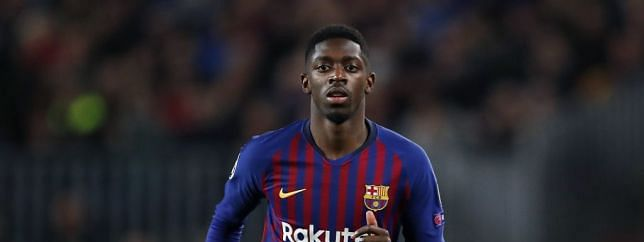 Dembele to return to boost Barca in Old Trafford
